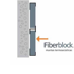 Fiberblock Ilustração