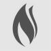 ícone aplicação de retardante de chama